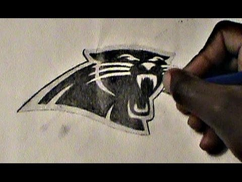 480x360 How To Draw Carolina Panthers Logo