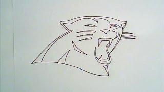 320x180 How To Draw Carolina Panthers Logo Music Jinni