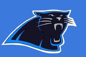 300x200 How To Draw The Carolina Panthers Logo, Nfl Team Logo