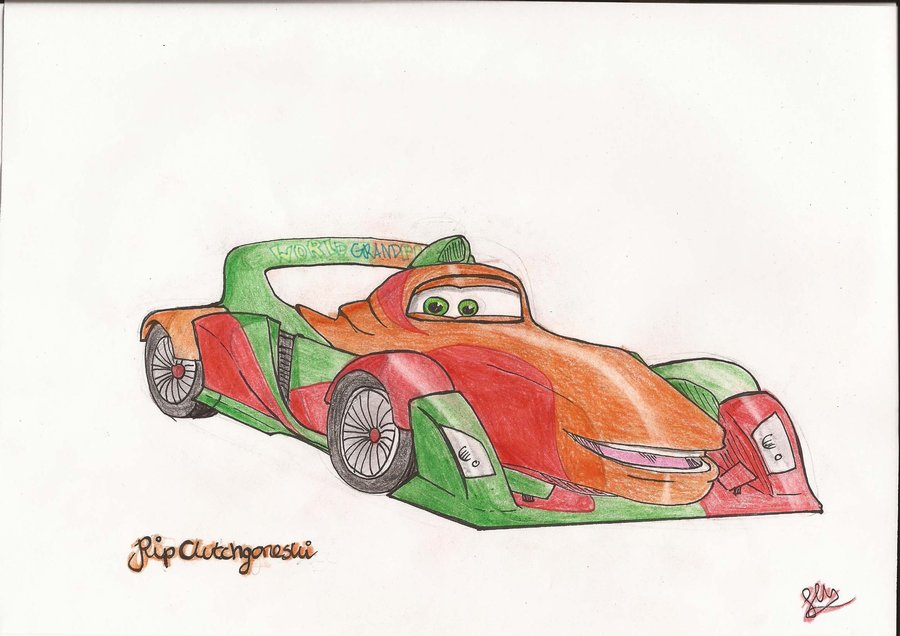 Kleurplaten Cars 2 Finn.Cars 2 Drawing Pictures At Getdrawings Com Free For