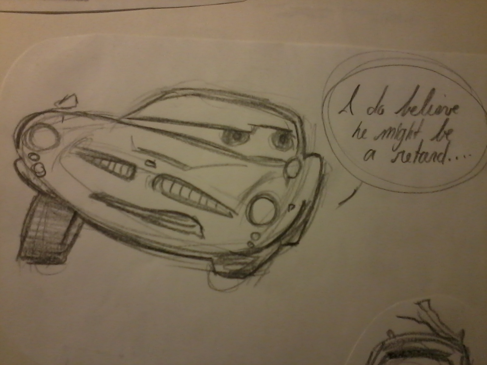 1600x1200 Daniel Gonzales Cars 2 Drawings