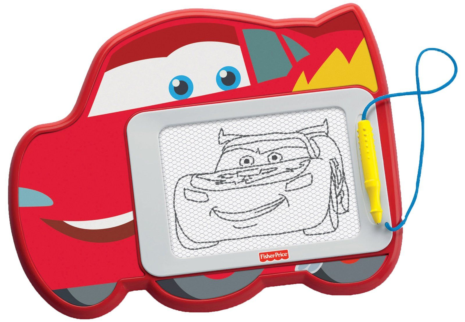1600x1108 Fisher Price Cars 2 Lightning Mcqueen Doodle Pad Cars, Lightning