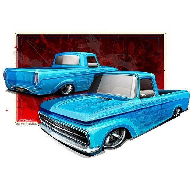 640x640 150 Best Car Art Images On Hot Rods, Antique Cars