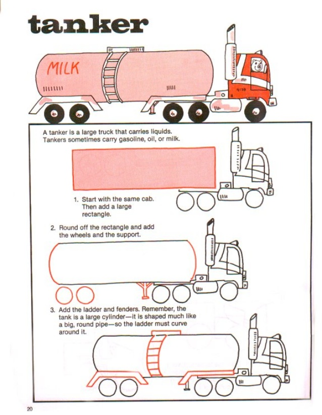 638x822 How To Draw Cars Amp Trucks
