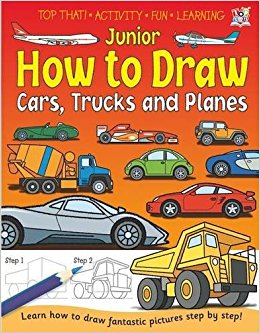 260x333 Junior How To Draw Cars, Trucks And Planes. Kate Thomson