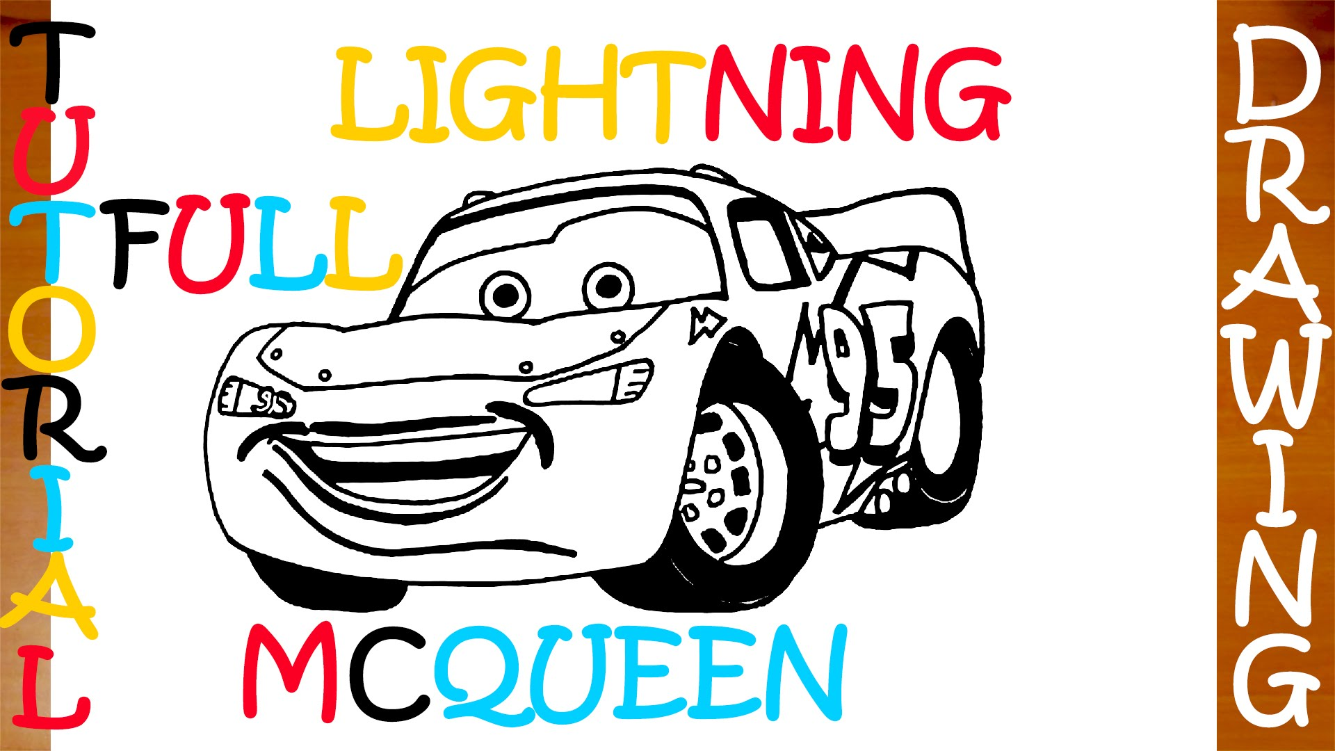 1920x1080 How To Draw A Car Step By Step Easy For Kids