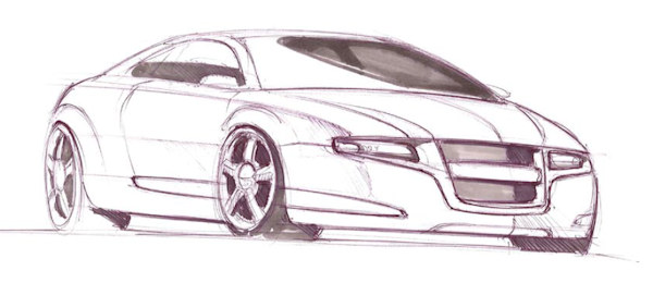 600x260 How To Draw Cars Fast And Easy Art By Nolan