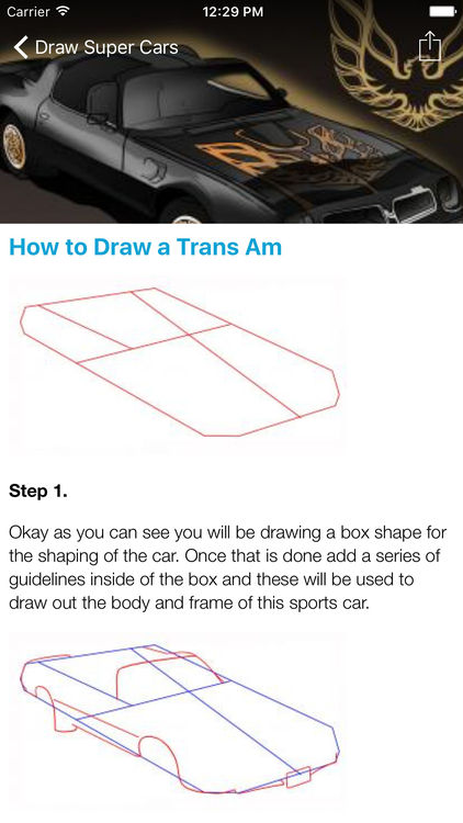 422x750 How To Draw Super Cars