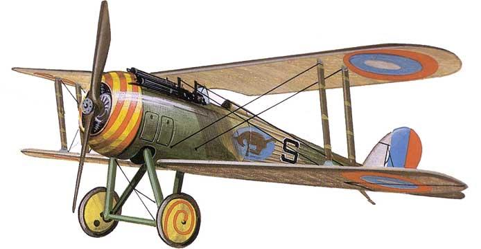 694x360 Drawn Airplane World War 1 Aircraft