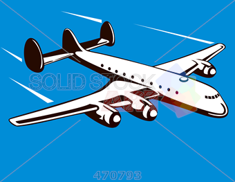 340x263 Stock Illustration Of Cartoon Drawing Of Propeller Airplane