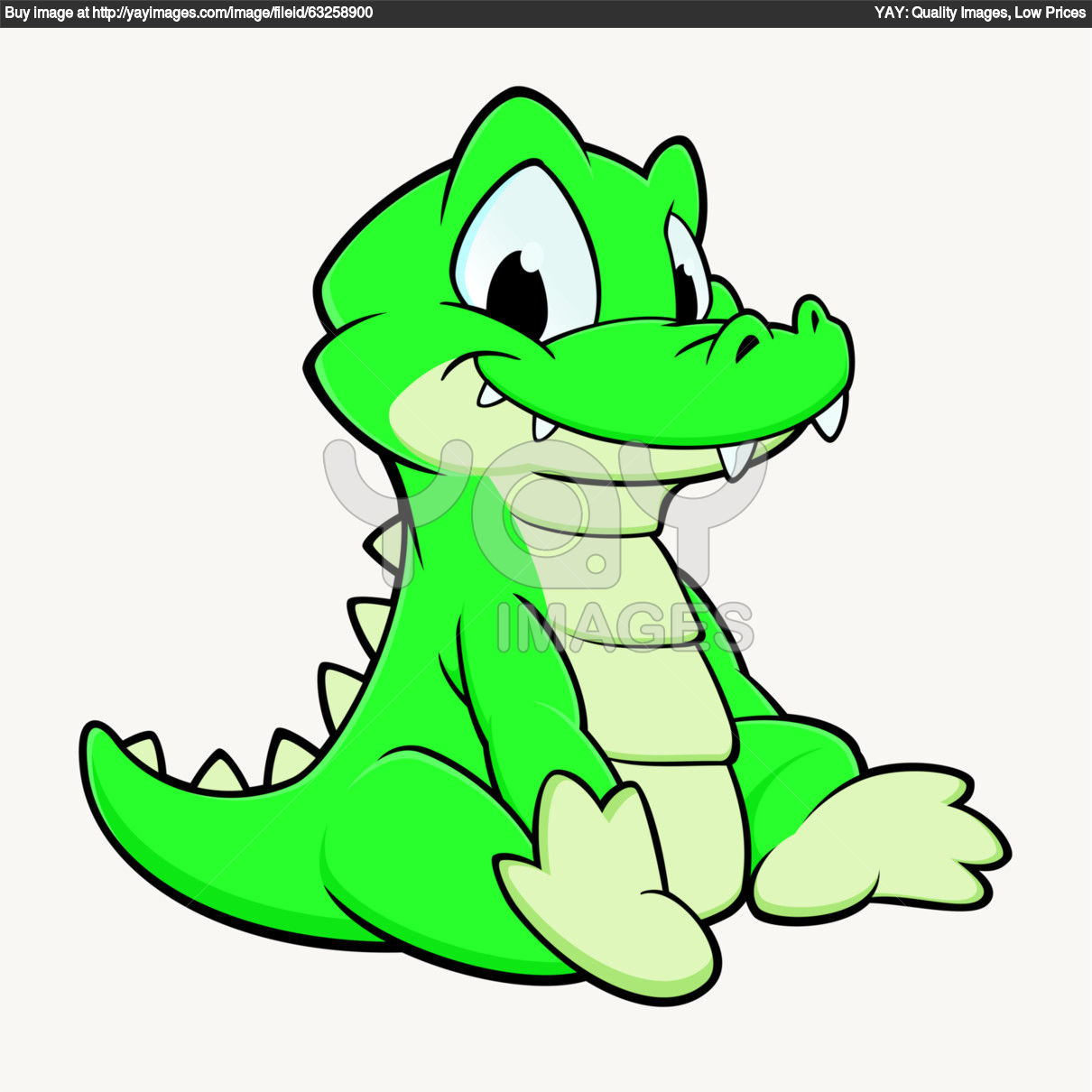 how to draw an easy alligator
