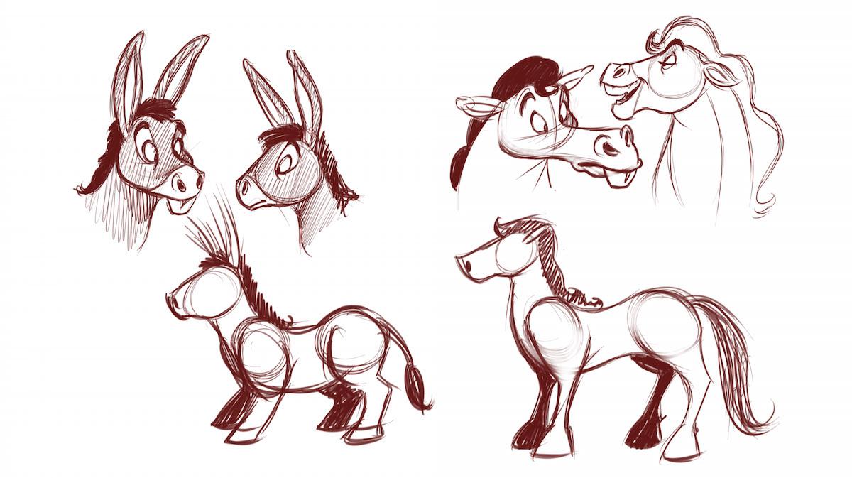 1200x673 How To Draw Cartoon Animals
