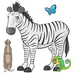 250x250 How To Draw Cartoon Animals