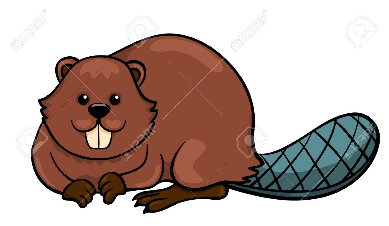 cartoon beaver drawing at getdrawings com free for personal use rh getdrawings com beaver clipart images clip art beaver cutting tree