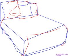 236x196 Drawing A Cartoon Bed Cartoon And Illustrations