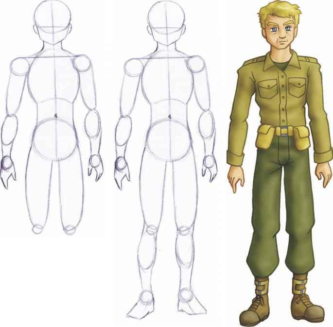 685x673 Human Body Cartoon