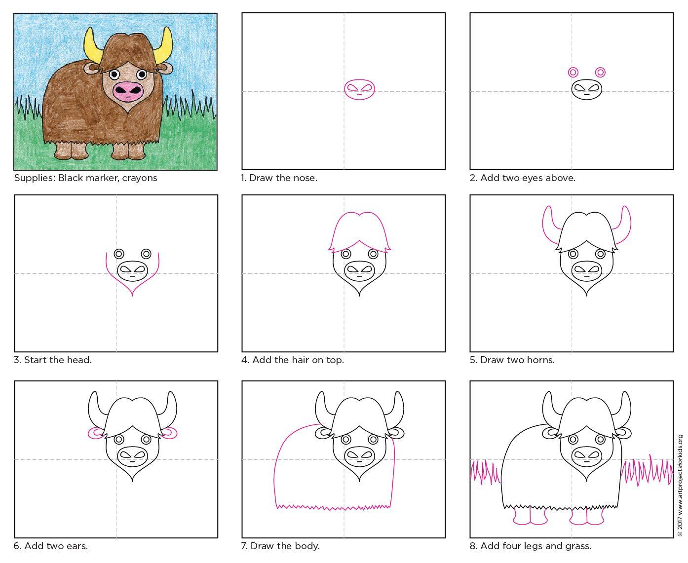 1394x1141 Draw A Water Buffalo Water Buffalo, Buffalo And Water
