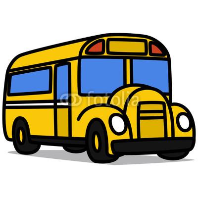400x400 Cartoon School Bus Cartoon Car 65 School Bus By Katooonline