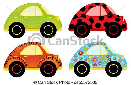 450x294 Cartoon Car Clipart Vector