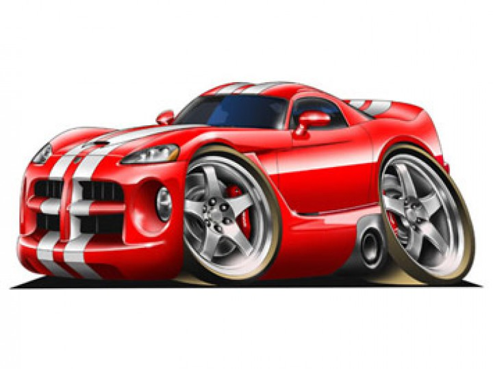 720x539 Drawing A Cartoon Car