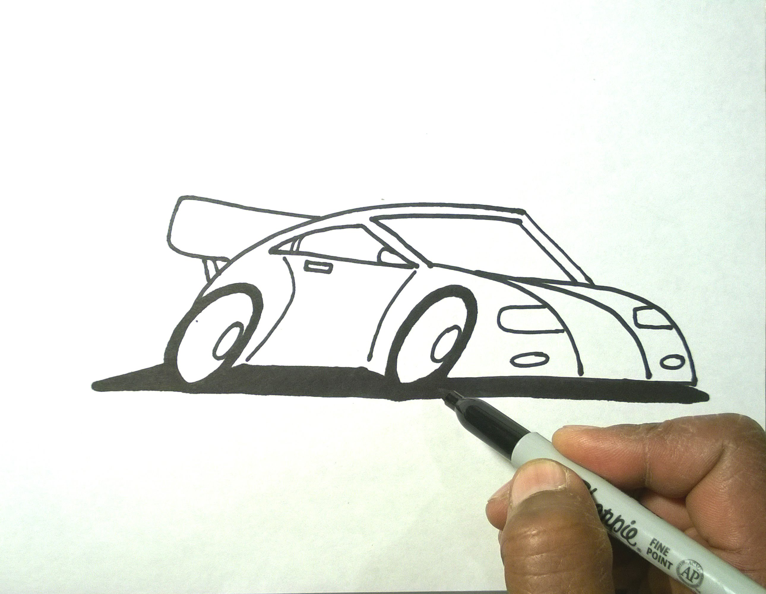 2580x2000 Cartoon Cars Drawing Collection