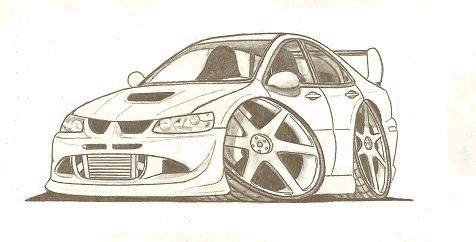476x242 Cartoon Cars By Jordanp23