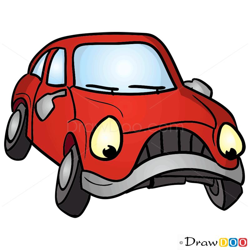 800x800 Cartoon Cars