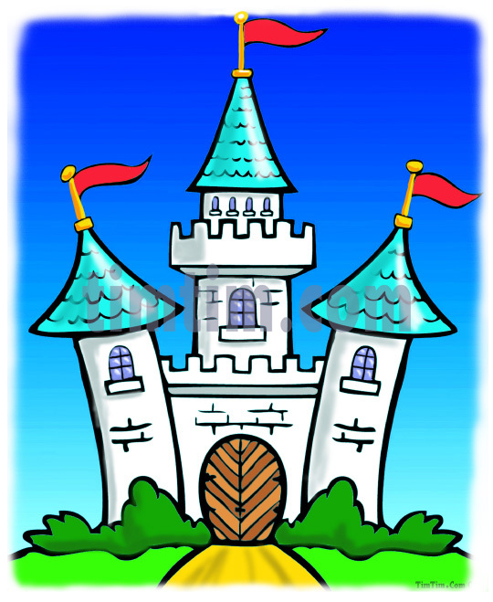 540x659 Cartoon Castle Free Online Coloring Amp Free Online Drawing Tool