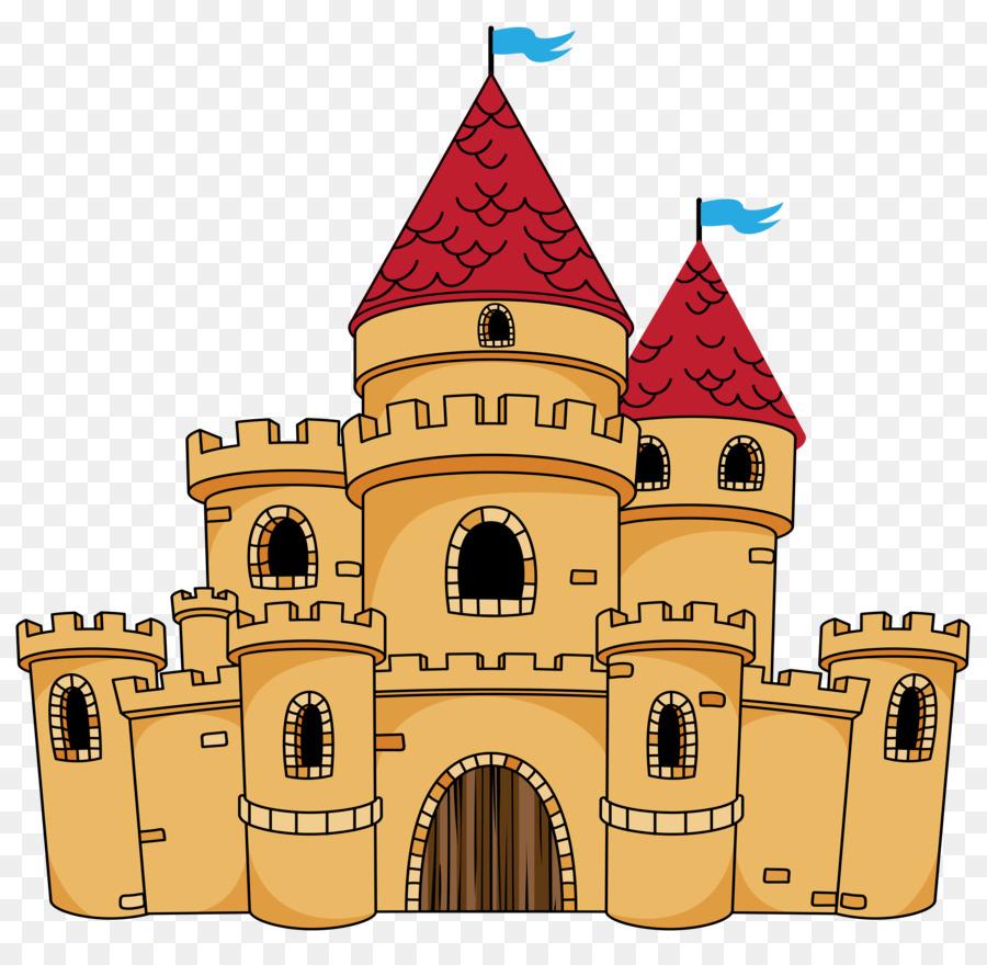 900x880 Castle Cartoon Drawing Clip Art