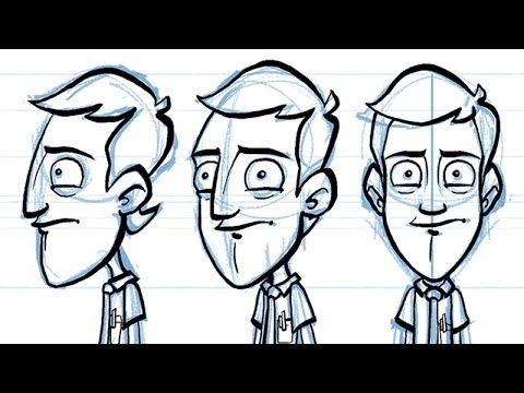 480x360 How To Draw A Character Turnaround
