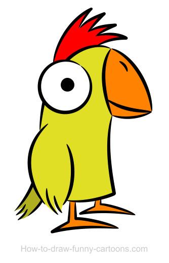 334x517 Chicken Drawings (Sketching + Vector)
