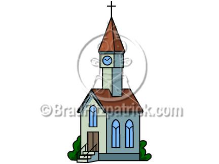 432x324 Cartoon Church Clip Art Church Clipart Graphics Vector Church Icon