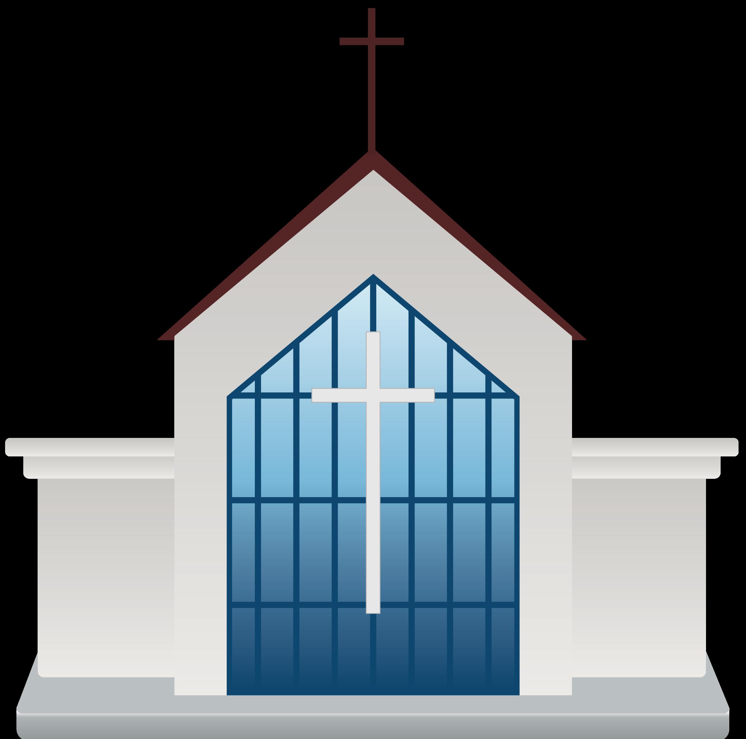 2500x2474 Chapel Church Cartoon Drawing