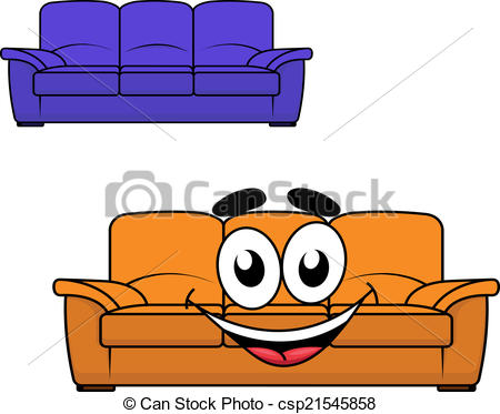 cartoon couch drawing at getdrawings | free for personal use