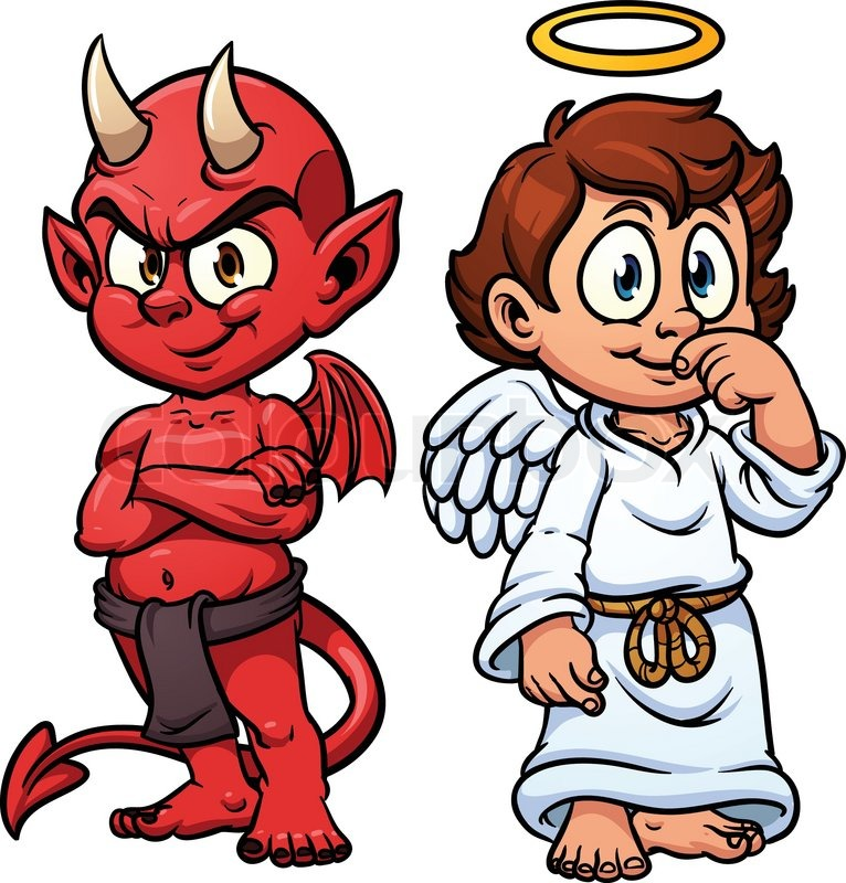 cartoon devil drawing at getdrawings com free for clipart angels free clip art angels singing