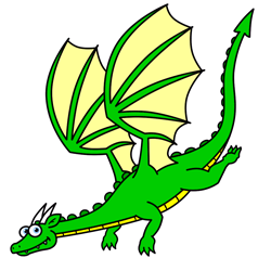 250x250 How To Draw Dragons