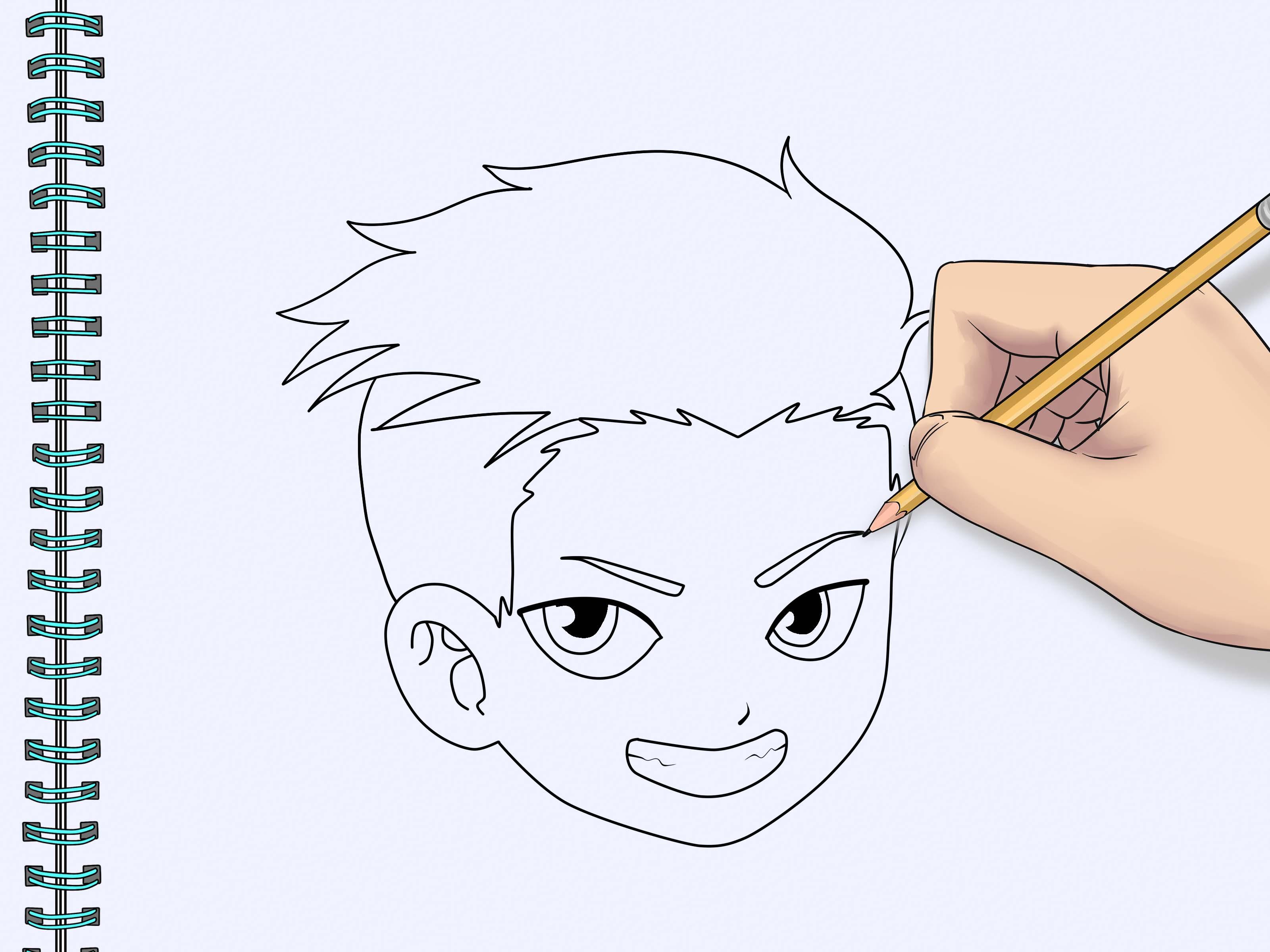 3200x2400 4 Ways to Draw Cartoon Eyes