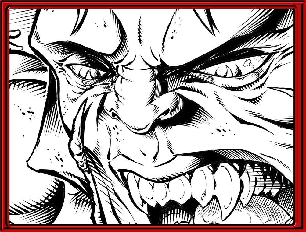 1003x762 Drawing Comic Books Digital Art
