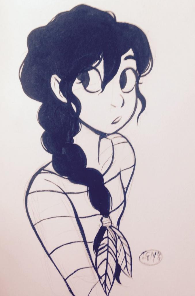 677x1024 Cartoon Girl Drawing Tumblr Ideas About Cartoon Girls