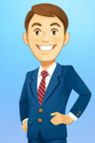 314x472 Welcome Art ~ Cartoon Drawing ~ Man ~ Avatar