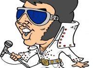 200x140 Deluxe Cartoon Pictures Of Elvis Presley 15 Interesting Elvis