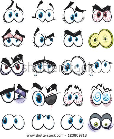 386x470 A Collection Of Cartoon Eyes Dibujo Cartoon, Eye