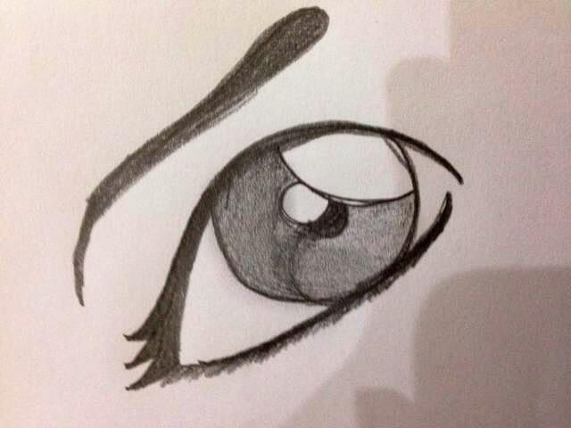 640x480 How To Draw A Cartoon Eye