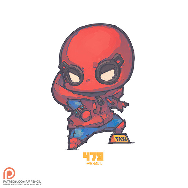 Cartoon Drawing Of Spiderman At Getdrawings Free Download