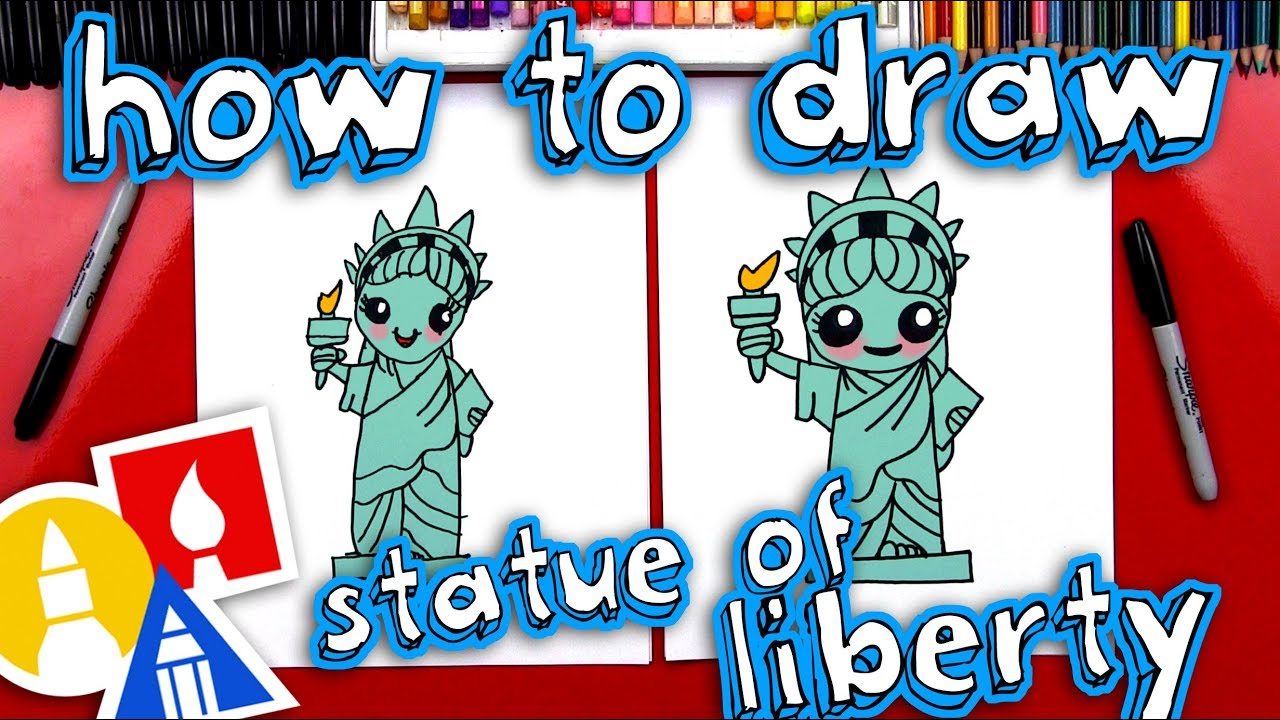 1280x720 How To Draw The Statue