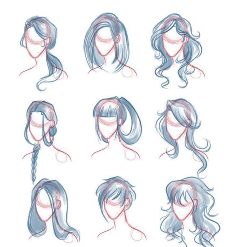 Cartoon Drawing Tutorial At Getdrawings Com Free For Personal Use