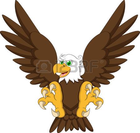 450x425 Eagle Cartoon Flying Animal Cartoon Eagle, Cartoon