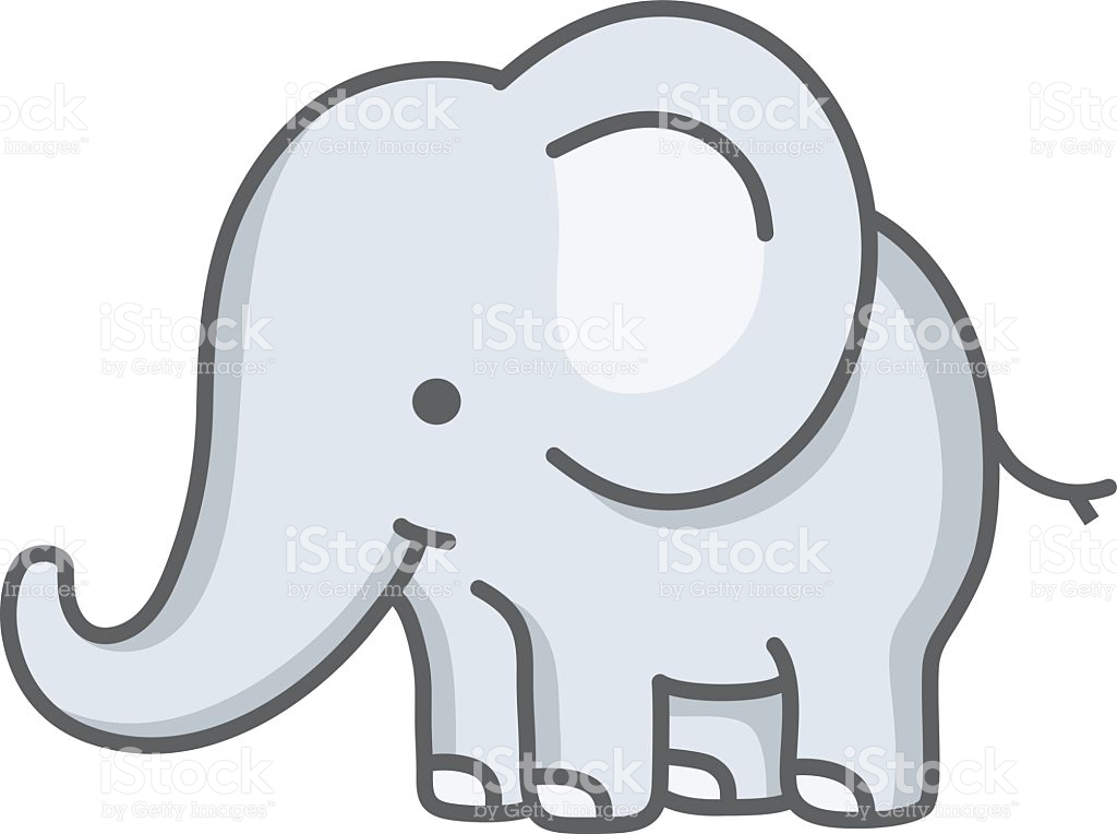 cartoon elephants drawing at getdrawings com free for personal use
