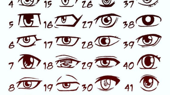 570x320 cartoon eyes drawing 15 best ideas about cartoon eyes on
