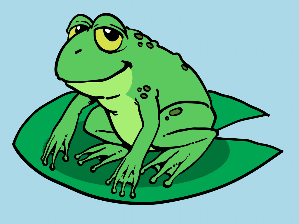 cartoon frog drawing at getdrawings com free for personal use